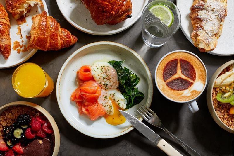 聚會Cafe 中環 Hong Kong hk 香港 玩樂活動 Mercedes me 適合 0 至 100 人