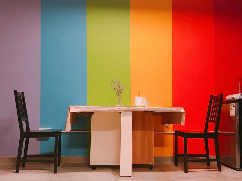 Party Room 觀塘 Hong Kong hk 香港 玩樂活動 Miniparty Rainbow 適合 8 至 18 人