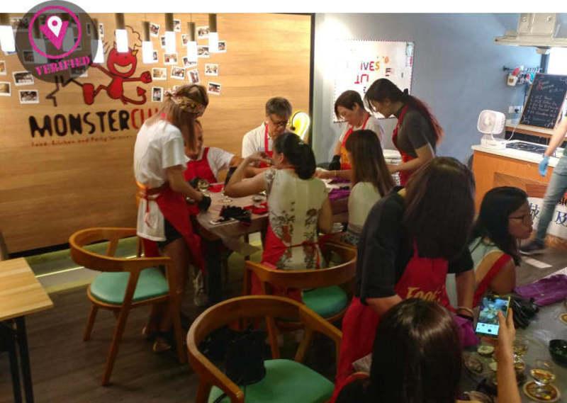 Party Room 長沙灣-荔枝角 Hong Kong hk 香港 玩樂活動 Monster Club 派對廚房 適合 10 至 25 人
