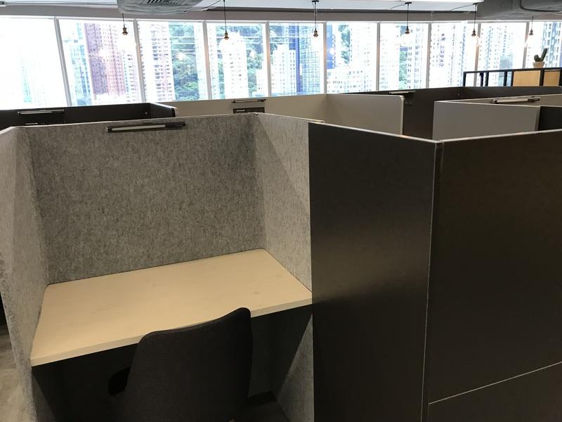 寧靜空間 銅鑼灣 Hong Kong hk 香港 玩樂活動 MyBASE - The Work-Study Space 適合 1 至 80 人