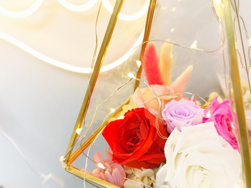 藝術體驗-手作工作坊 觀塘 Hong Kong hk 香港 玩樂活動 永生花玻璃花房🌸🌼🌻 適合 1 至 15 人
