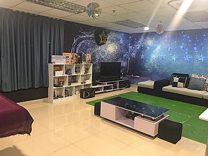 BBQ場地 觀塘 Hong Kong hk 香港 玩樂活動 那星Party Room BBQ 適合 6 至 40 人