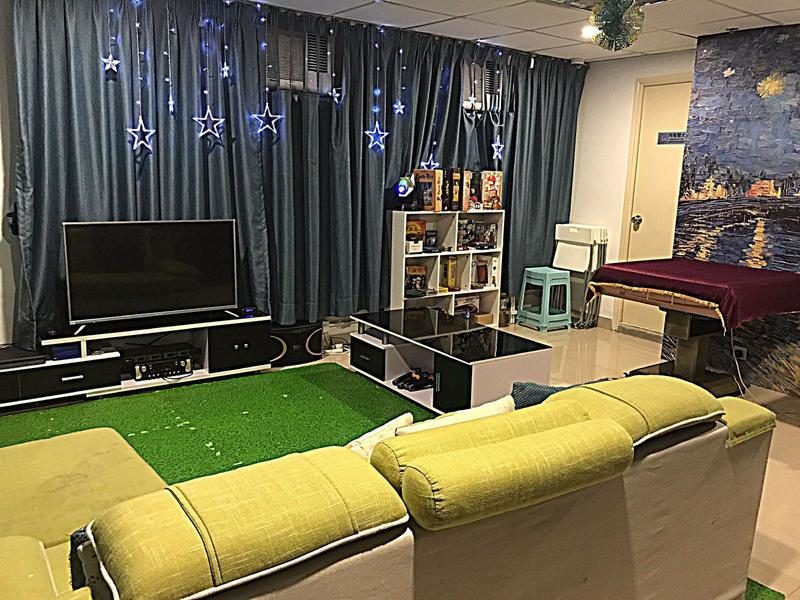 Party Room 觀塘 Hong Kong hk 香港 玩樂活動 那星Party Room - 細房 適合 6 至 12 人