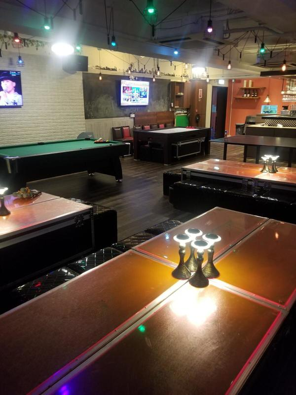 Party Room 觀塘 Hong Kong hk 香港 玩樂活動 Night Area Partyroom KT11C 適合 12 至 70 人