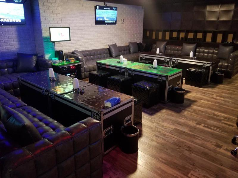 Party Room 觀塘 Hong Kong hk 香港 玩樂活動 Night Area Partyroom KT4B2 適合 10 至 50 人