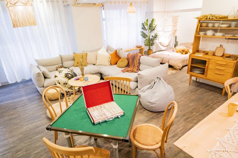 Party Room 觀塘 Hong Kong hk 香港 玩樂活動 NomadHall 游牧堂-巧明街分店 適合 5 至 30 人