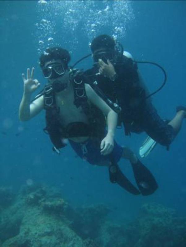 戶外玩樂  Hong Kong hk 香港 玩樂活動 PADI 進階潛水員課程 適合 1 至 10 人