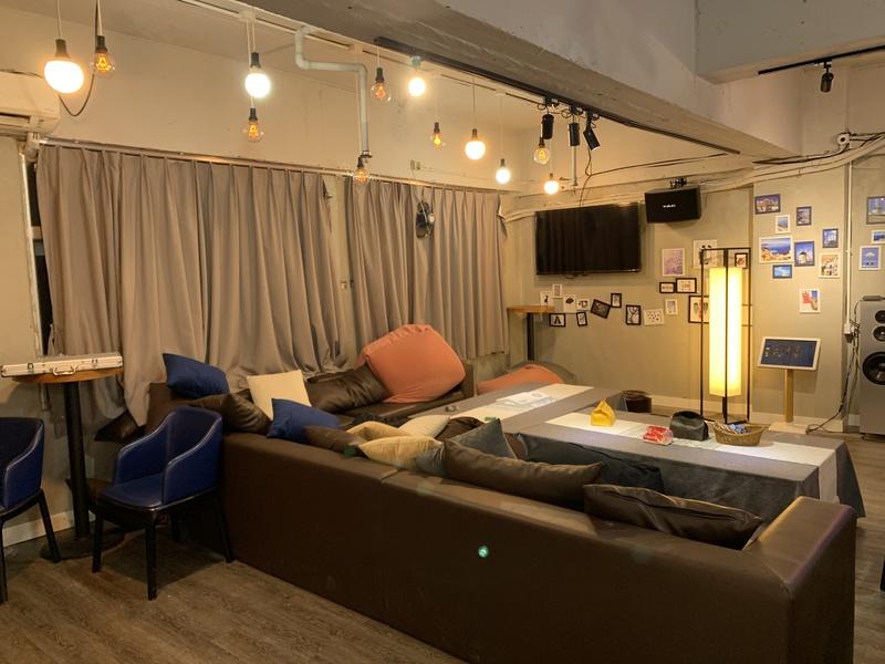 Party Room 觀塘 Hong Kong hk 香港 玩樂活動 Panmen Kitchen Partyroom 適合 8 至 60 人