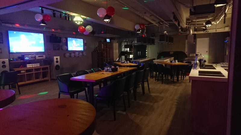 Party Room 觀塘 Hong Kong hk 香港 玩樂活動 Panmen Kitchen Partyroom 適合 8 至 60 人