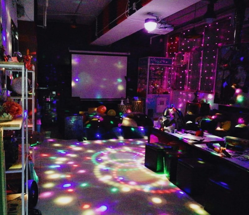 Party Room 旺角 Hong Kong hk 香港 玩樂活動 PartyKing 適合 2 至 30 人