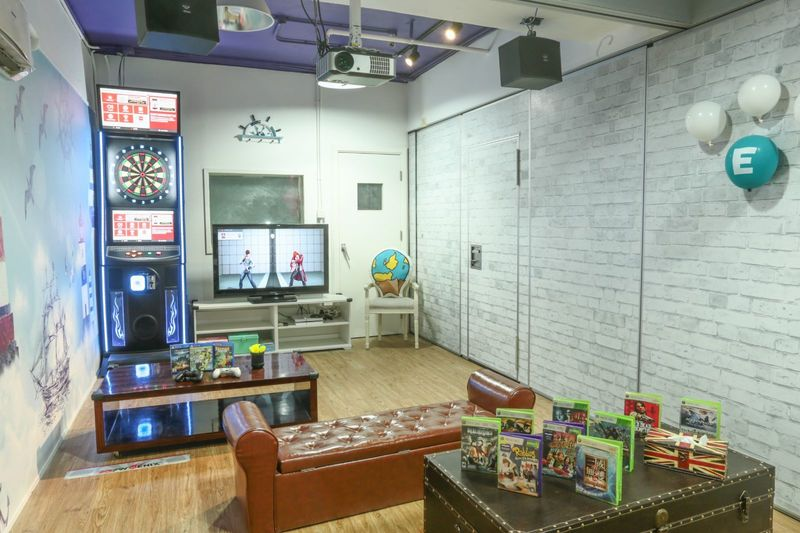 Party Room 旺角 Hong Kong hk 香港 玩樂活動 Party One 適合 3 至 50 人