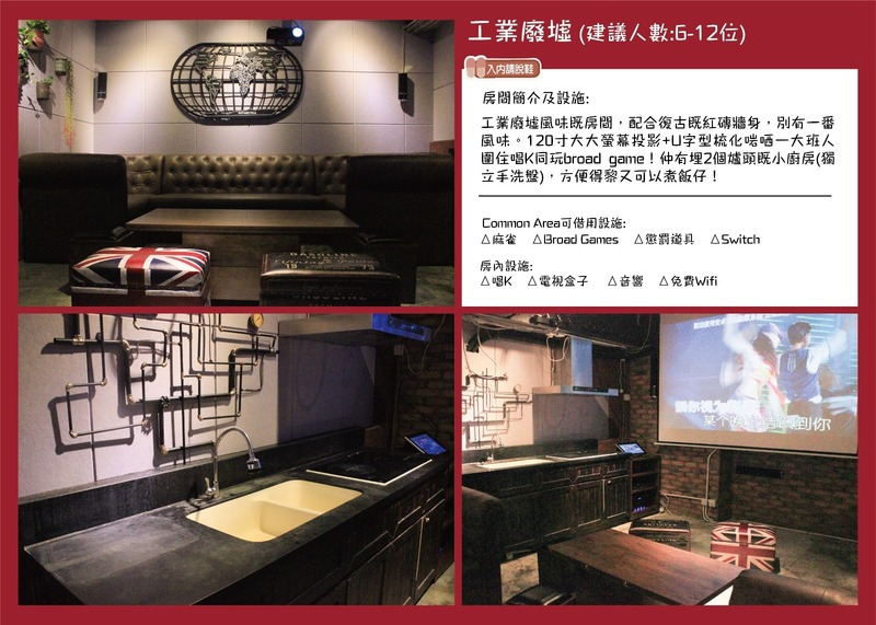 Party Room 觀塘 Hong Kong hk 香港 玩樂活動 Partyland Plus 適合 2 至 40 人