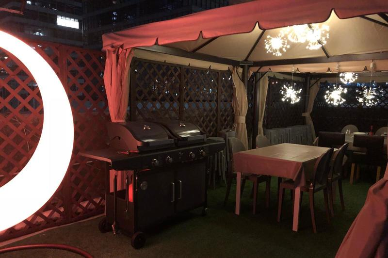 Party Room 觀塘 Hong Kong hk 香港 玩樂活動 Play Play Party 觀塘 BBQ Party Room 體驗 適合 5 至 15 人
