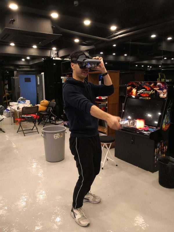Party Room 長沙灣-荔枝角 Hong Kong hk 香港 玩樂活動 Player One VR Arena 適合 8 至 60 人