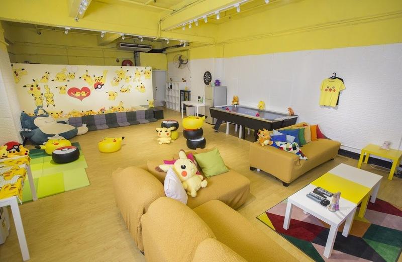 Party Room 葵涌 Hong Kong hk 香港 玩樂活動 Pokemon Party HK 適合 8 至 60 人