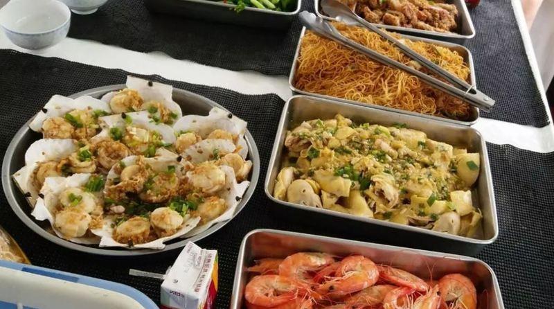 戶外玩樂 新界 Hong Kong hk 香港 玩樂活動 西貢日間遊艇 (船上即煮美味午餐) 適合 1 至 35 人
