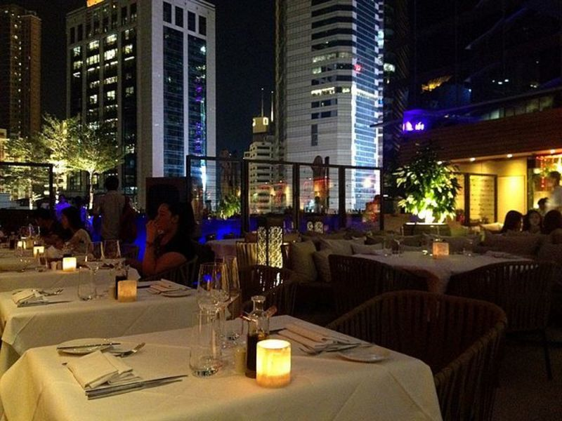 特色餐廳 銅鑼灣 Hong Kong hk 香港 玩樂活動 Shelter Italian Bar & Restaurant 適合 0 至 100 人