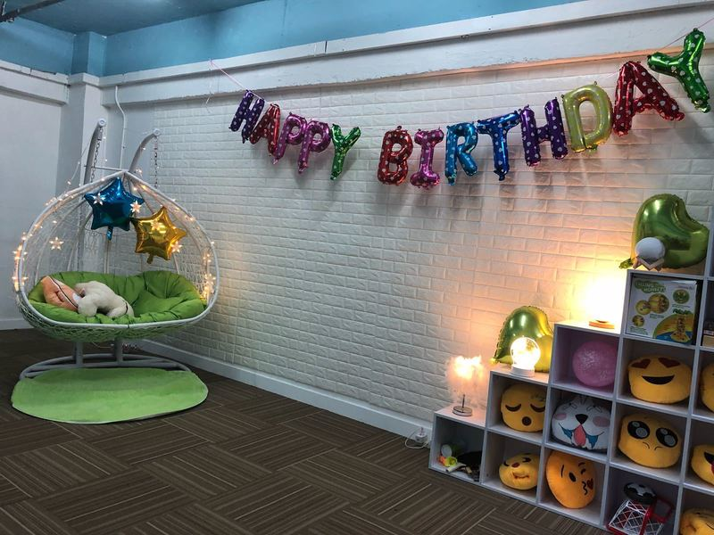 Party Room 觀塘 Hong Kong hk 香港 玩樂活動 Snowpy Partyroom 適合 4 至 30 人