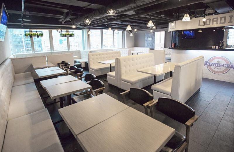 聚會Cafe 旺角 Hong Kong hk 香港 玩樂活動 第三站 Station 3 Cafe 適合  至  人