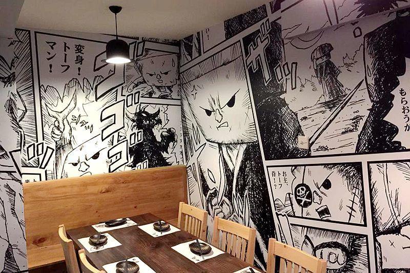 特色餐廳 銅鑼灣 Hong Kong hk 香港 玩樂活動 心燒食堂 適合 0 至 100 人