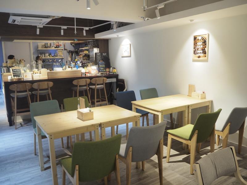 聚會cafe 觀塘 Hong Kong hk 香港 玩樂活動 味覺四重奏 適合 1 至 42 人