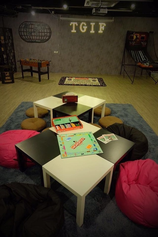 Party Room 荃灣 Hong Kong hk 香港 玩樂活動 TGIF Party Room 適合 10 至 100 人