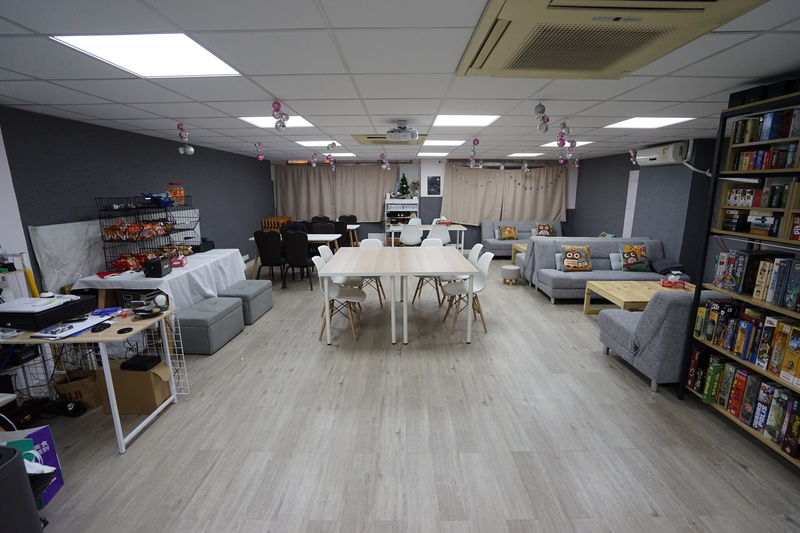 Party Room 尖沙咀 Hong Kong hk 香港 玩樂活動 The Lounge 廊聚 適合 20 至 40 人