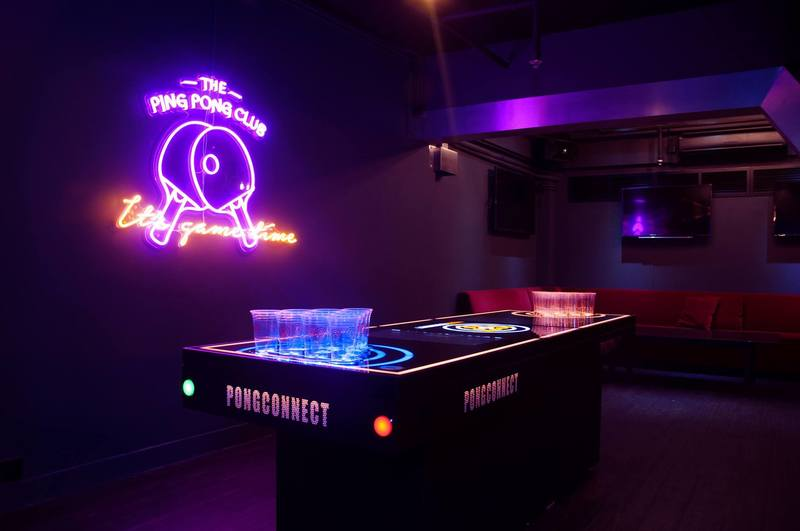 Party Room 中環-上環 Hong Kong hk 香港 玩樂活動 The Ping Pong Party Experience 適合 15 至 40 人