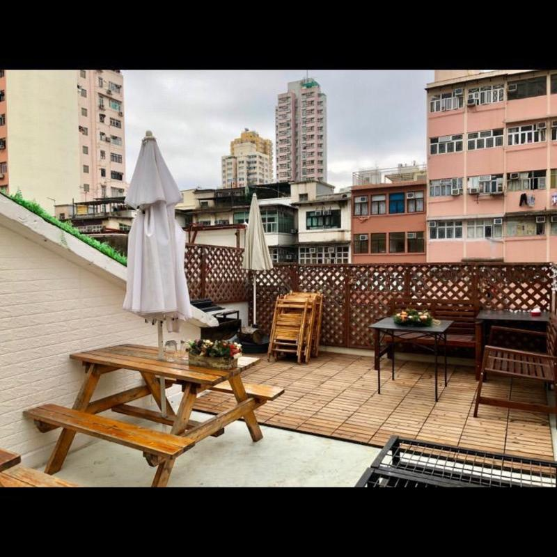 Party Room 元朗 Hong Kong hk 香港 玩樂活動 The Rooftop Party 適合 6 至 22 人