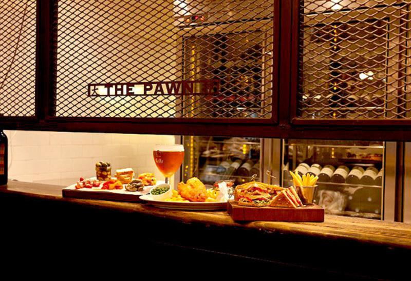 特色餐廳 灣仔 Hong Kong hk 香港 玩樂活動 The Pawn (和昌大押) 適合 0 至 100 人