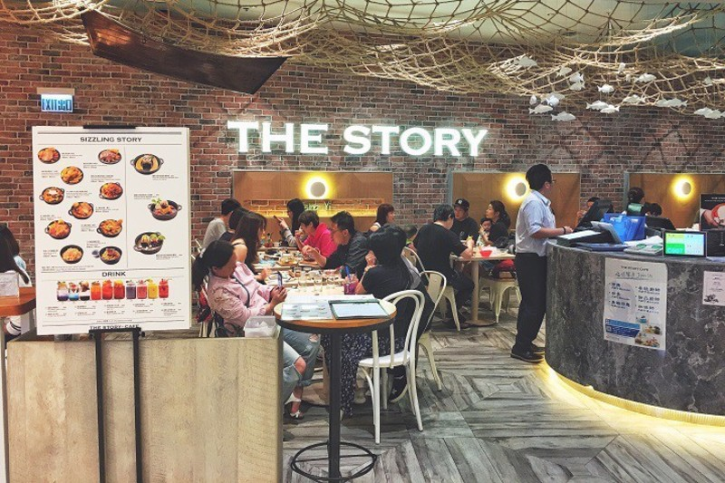 聚會Cafe 青衣 Hong Kong hk 香港 玩樂活動 The Story Cafe and Bakery 適合 0 至 100 人