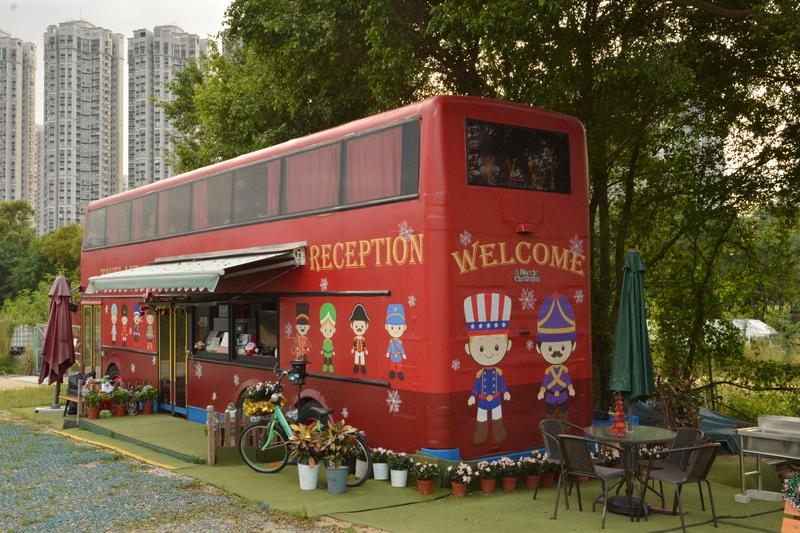 戶外玩樂 天水圍 Hong Kong hk 香港 玩樂活動 峻嶺高爾夫球練習場及燒烤場 適合 1 至 300 人