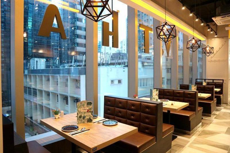 特色餐廳 銅鑼灣 Hong Kong hk 香港 玩樂活動 泰越概念 V.Thai 適合 0 至 100 人