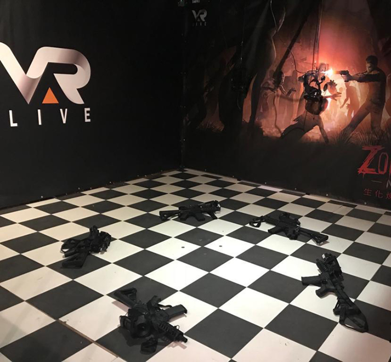 VR / AR 電競館 銅鑼灣 Hong Kong hk 香港 玩樂活動 VAR Live 銅鑼灣 VR 電競館 適合 2 至 80 人