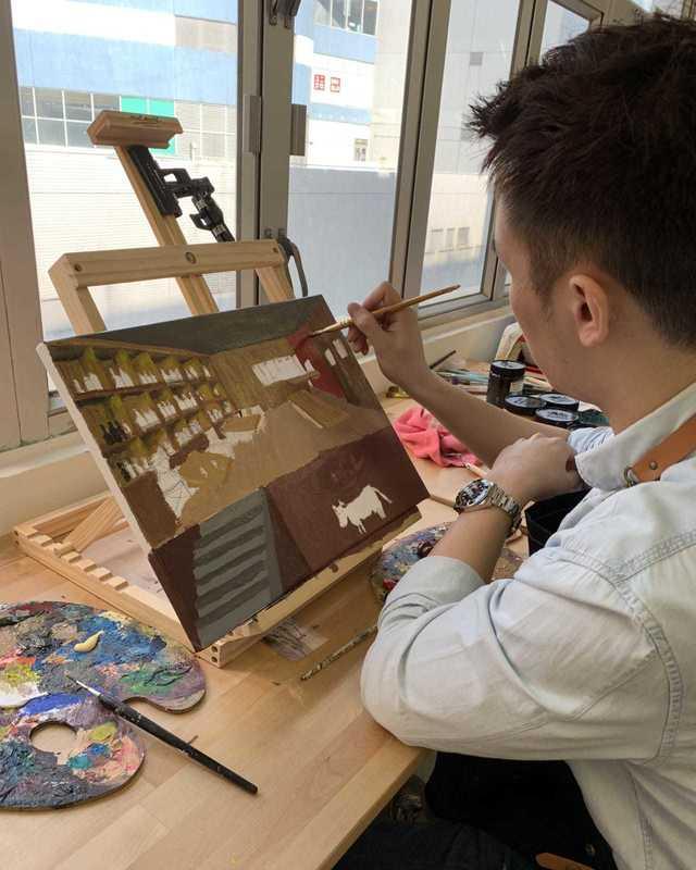 藝術體驗-手作工作坊 觀塘 Hong Kong hk 香港 玩樂活動 Vibe Studio Art Jammimg 適合 1 至 6 人