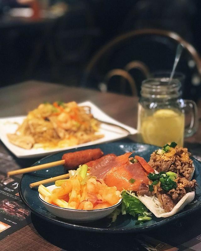 Foodie 食評 屯門 Hong Kong hk 香港 玩樂活動 值得再訪越南餐廳:囍越 What The Pho 適合 1 至 8 人