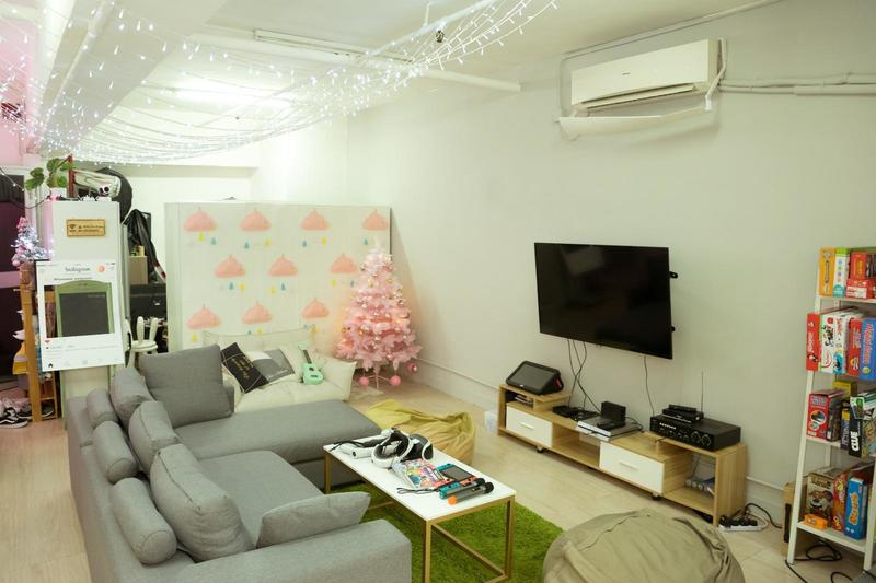 Party Room 觀塘 Hong Kong hk 香港 玩樂活動 Why So Easy Party Room 適合 8 至 20 人