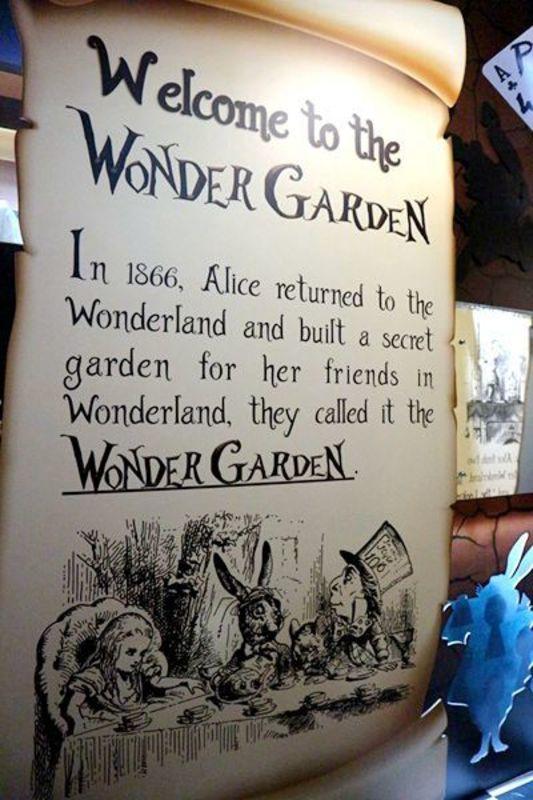 聚會Cafe 旺角 Hong Kong hk 香港 玩樂活動 愛麗絲的秘密花園 Wonder Garden Cafe 適合 0 至 100 人