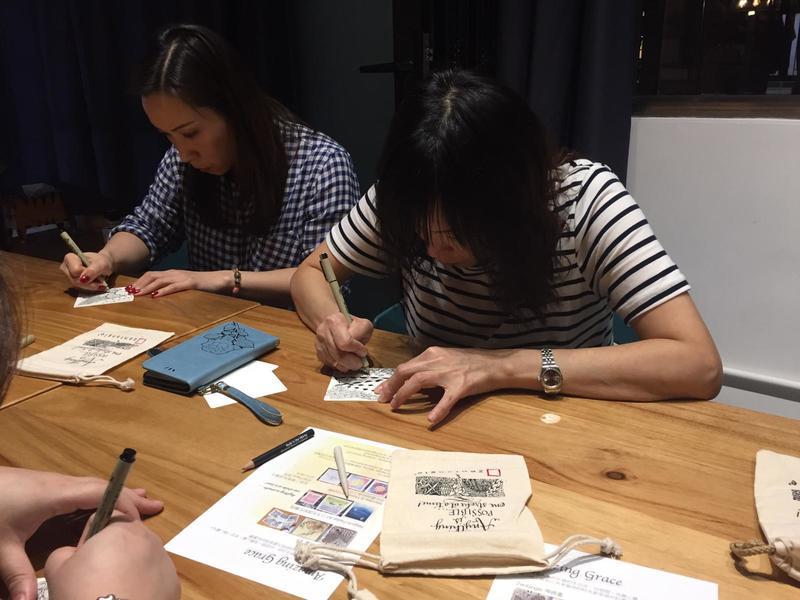 藝術體驗-手作工作坊 紅磡 Hong Kong hk 香港 玩樂活動 禪繞初體驗 適合 1 至 10 人