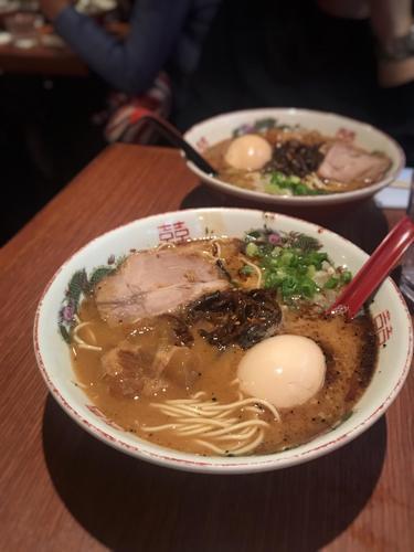 Foodie 食評 灣仔 Hong Kong hk 香港 玩樂活動 場地 黑龍:牛筋black拉麵 適合 1 至 3 人