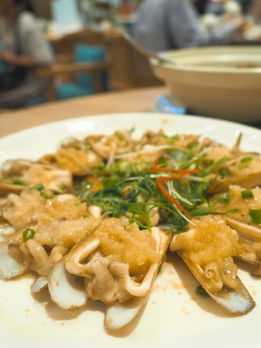 Foodie 食評 元朗 Hong Kong hk 香港 玩樂活動 場地 元朗:哆頭蟶盛宴@莆田Putien 適合 2 至 8 人