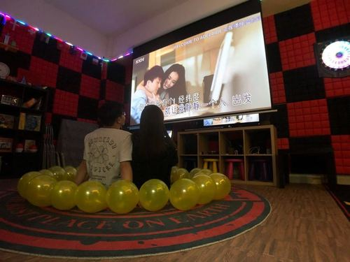 Party Room 觀塘 Hong Kong hk 香港 玩樂活動 場地 Adelaide Partyroom 適合 4 至 16 人
