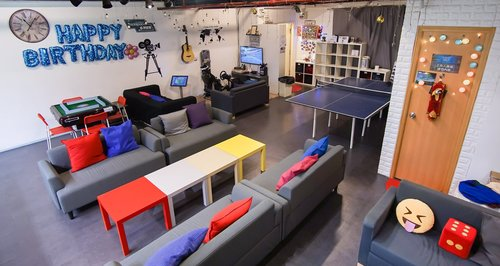 Party Room 沙田 Hong Kong hk 香港 玩樂活動 場地 Backspace - 狂歡派對主題房 適合 10 至 60 人