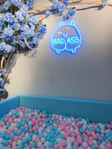Party Room 火炭 Hong Kong hk 香港 玩樂活動 場地 Badass Party 適合 6 至 50 人