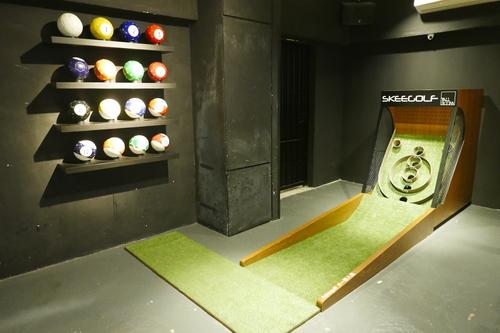 室內玩樂 觀塘 Hong Kong hk 香港 玩樂活動 場地 一捍入魂 SKEEGOLF 適合 2 至 50 人