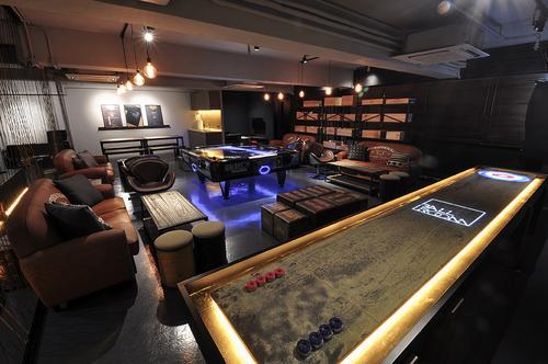 Party Room 長沙灣-荔枝角 Hong Kong hk 香港 玩樂活動 場地 BALL ROOM 荔枝角 適合 2 至 50 人