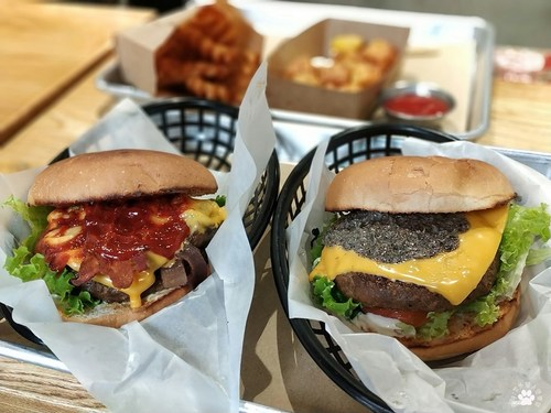 Hong Kong hk 香港 玩樂活動 場地 撐本地小店 初嚐慢煮漢堡 適合  至  人