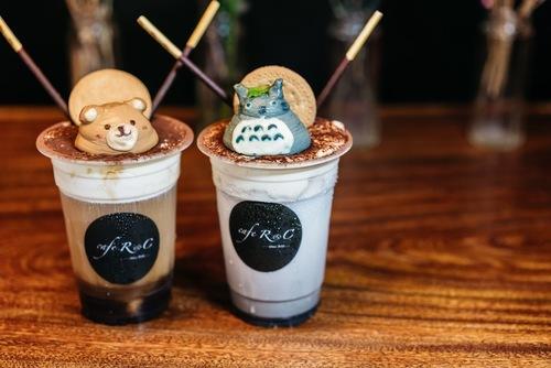 聚會Cafe 銅鑼灣 Hong Kong hk 香港 玩樂活動 場地 Cafe R&C 適合 1 至 20 人