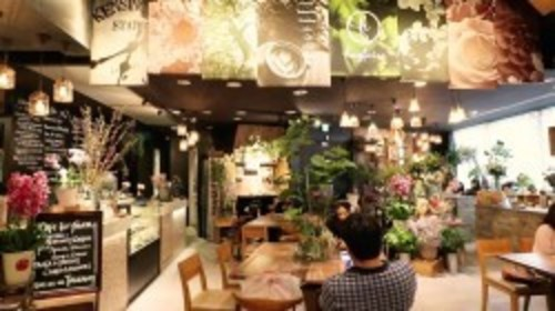 聚會Cafe 銅鑼灣 Hong Kong hk 香港 玩樂活動 場地 Cafe Hay Fever 花粉熱 (銅鑼灣店) 適合 0 至 100 人