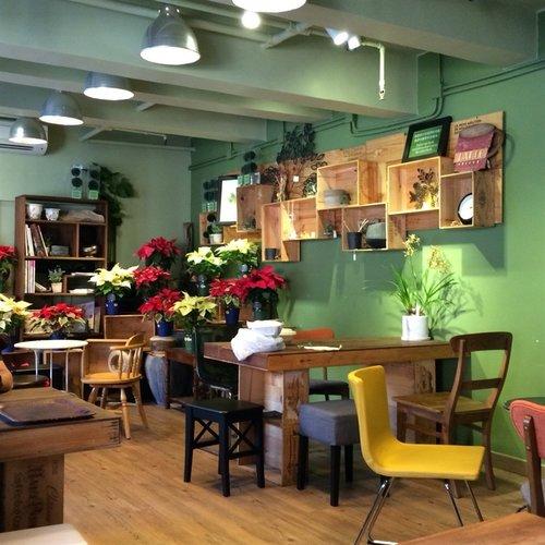 聚會Cafe 太子 Hong Kong hk 香港 玩樂活動 場地 Cafe Hay Fever 花粉熱 (太子店) 適合 0 至 100 人